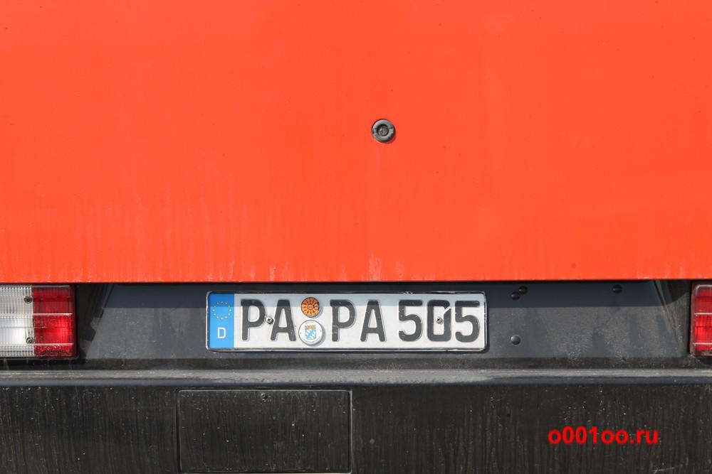 РА РА 505
