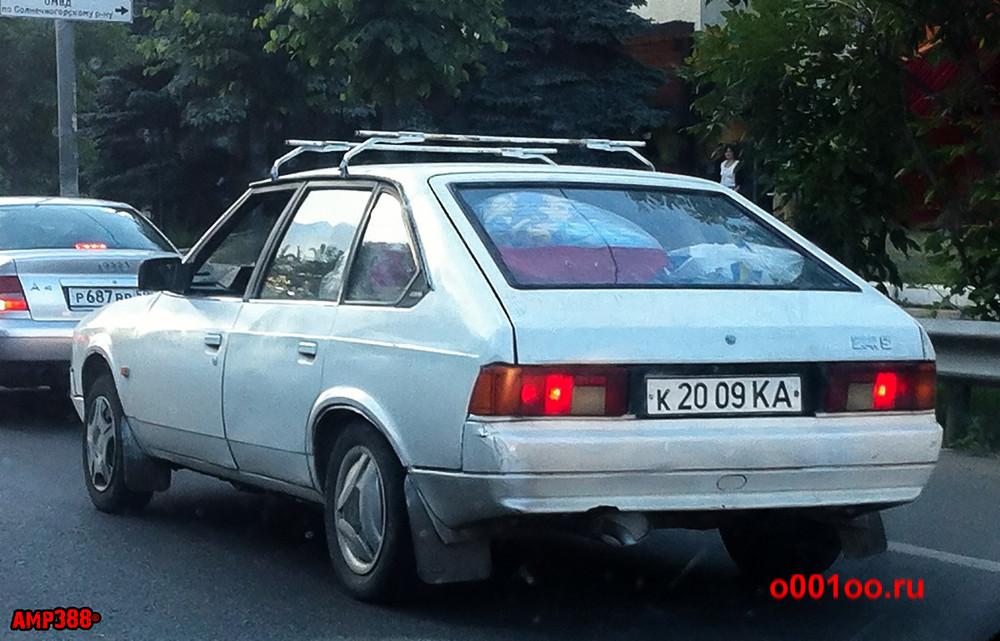 к2009КА