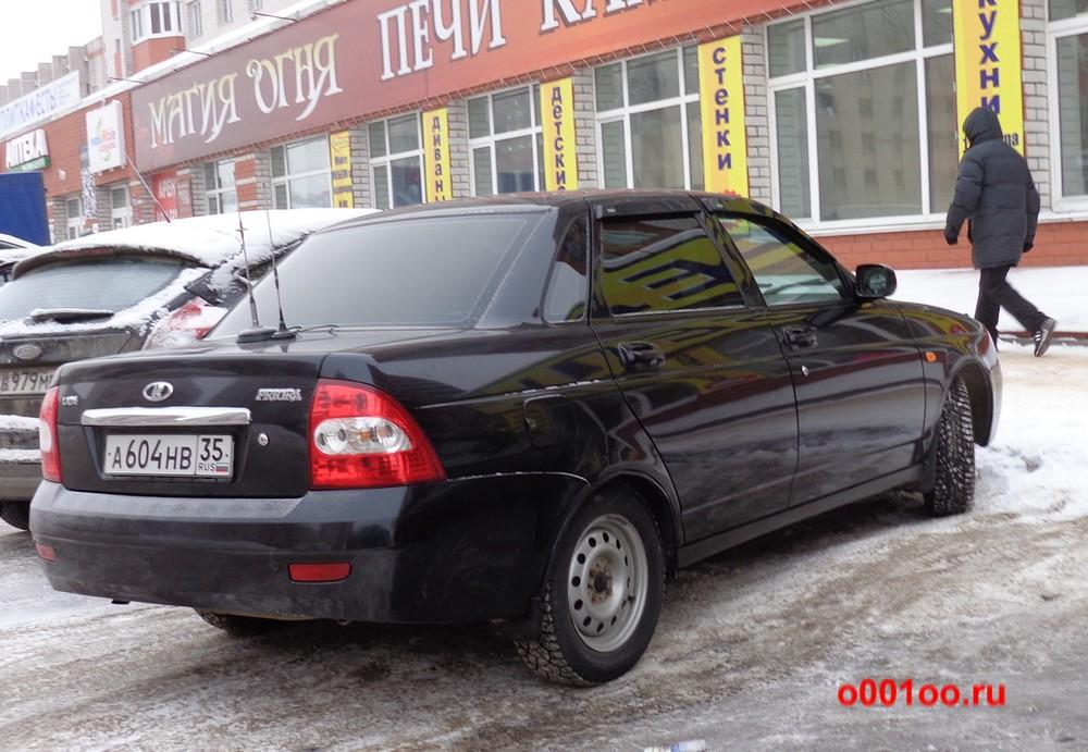 а604нв35