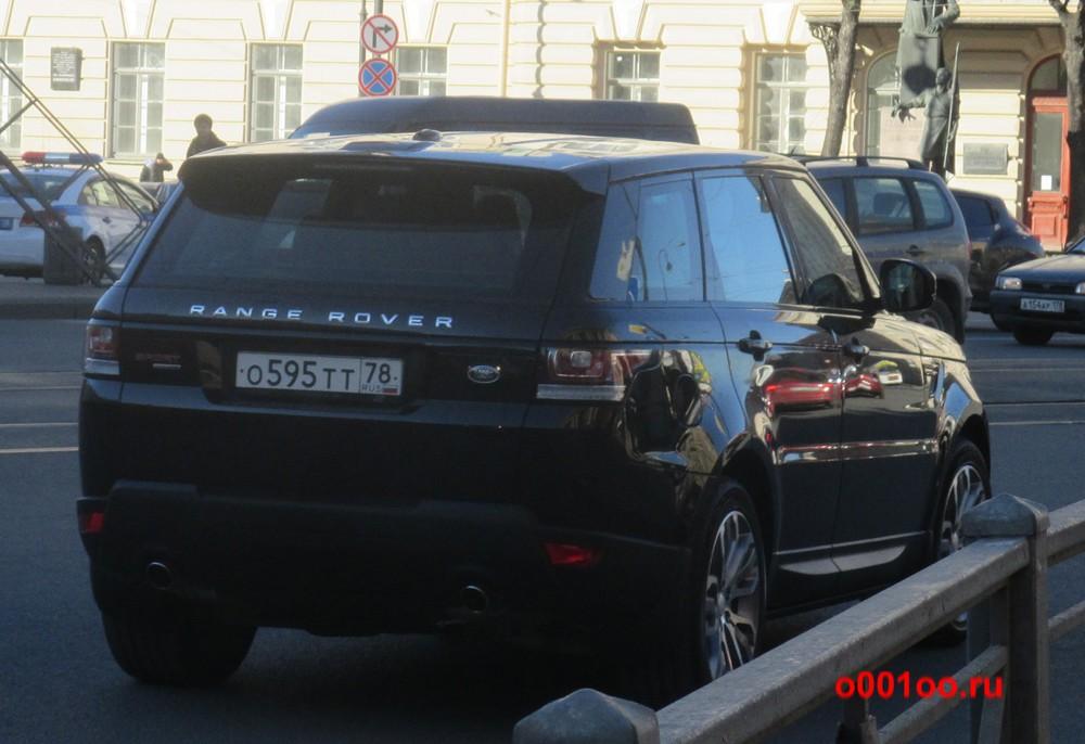 о595тт78