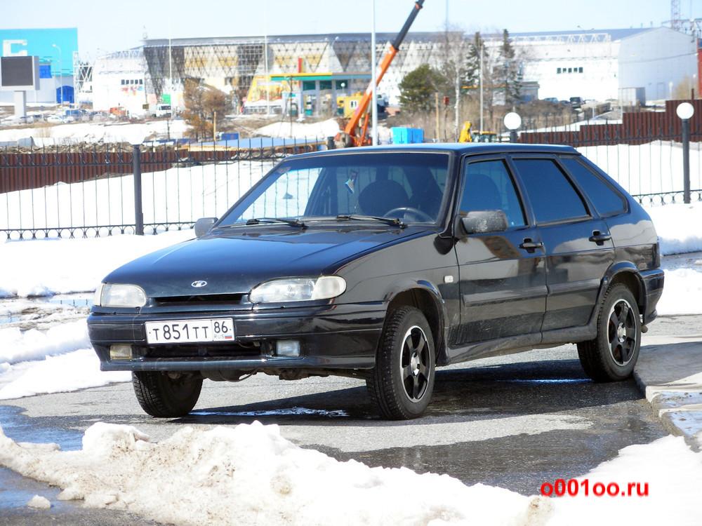 Т851ТТ86