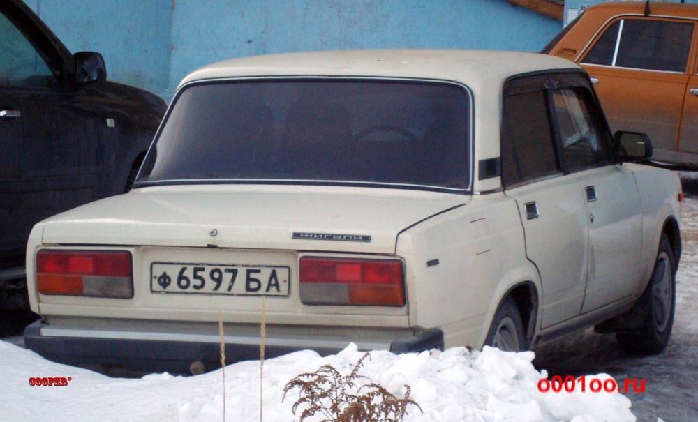 ф6597БА