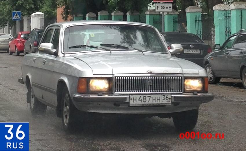н487нн36