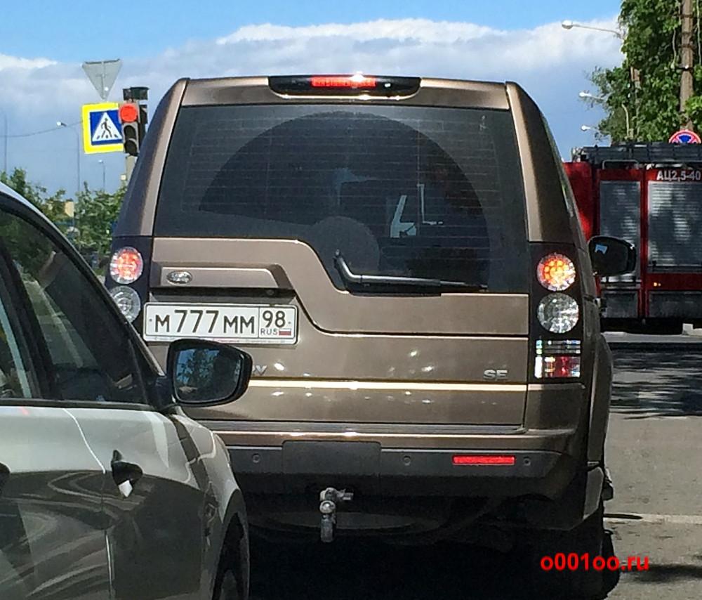м777мм98
