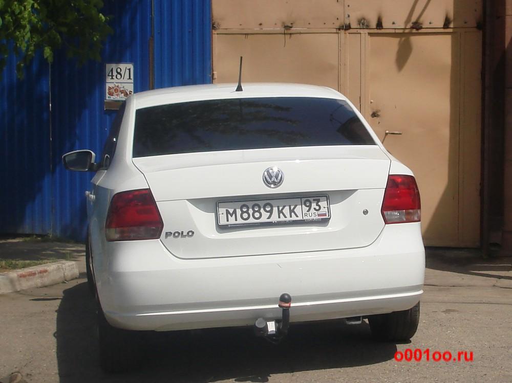 м889кк93