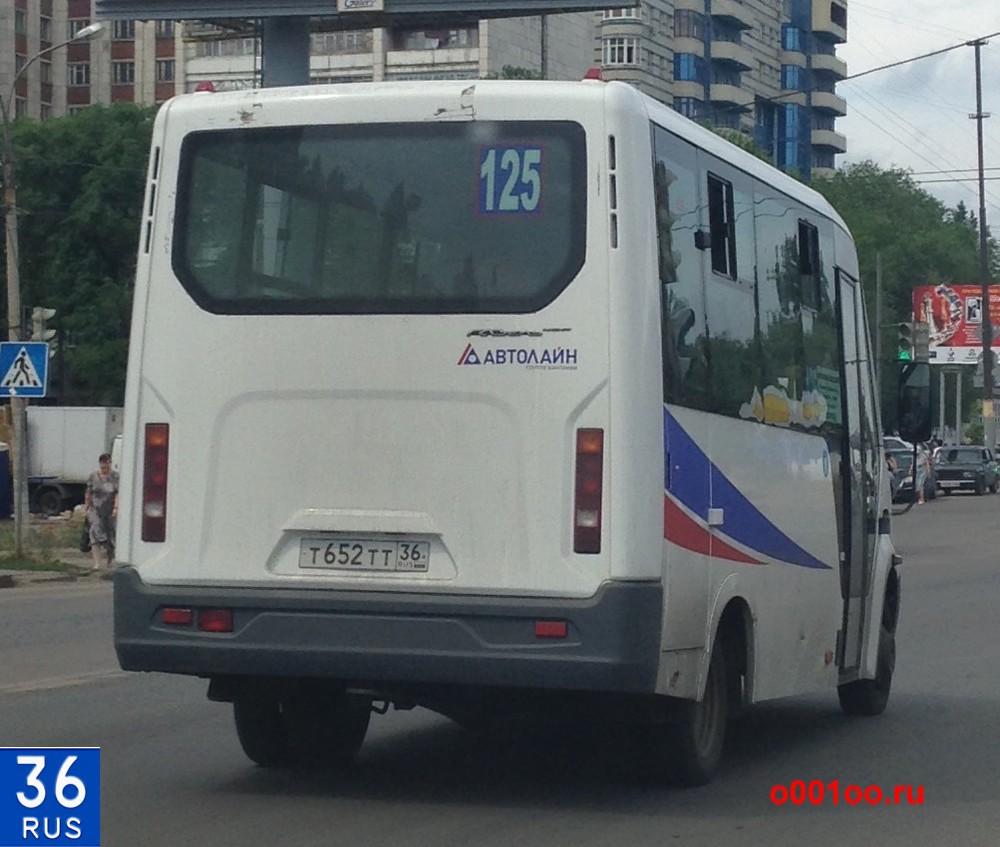 Т652тт36